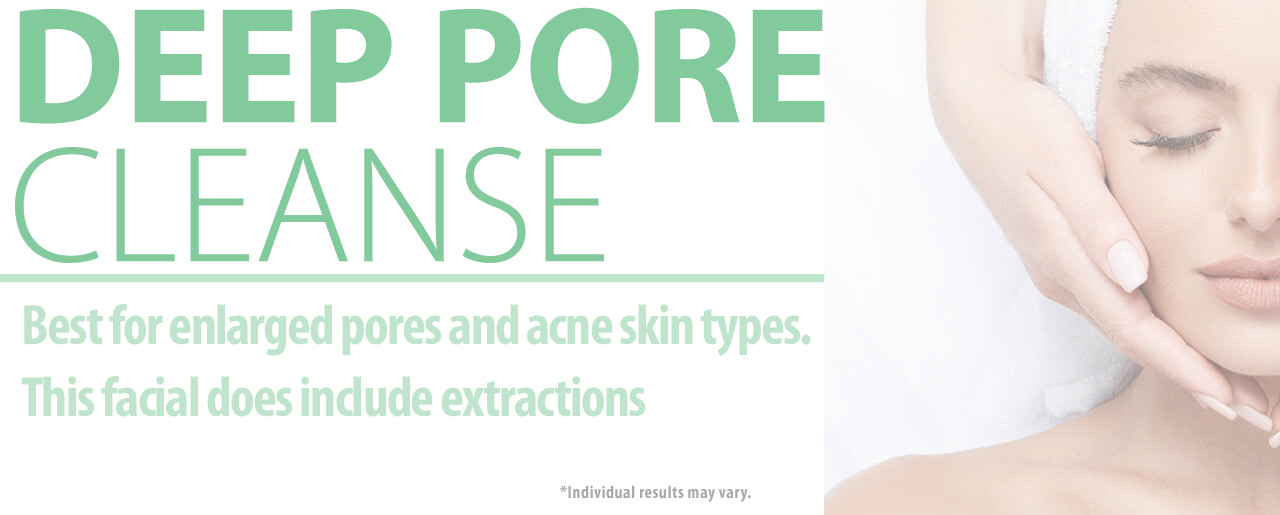 DEEP PORE CLEANSE